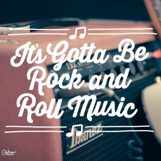 """Rock and Roll Music"" - Day 45/365"