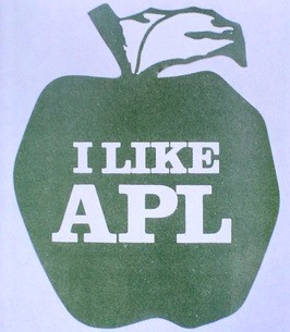 I like apl