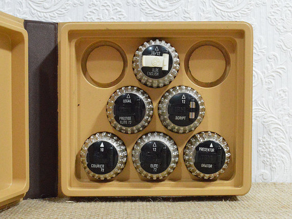 selectric ball set
