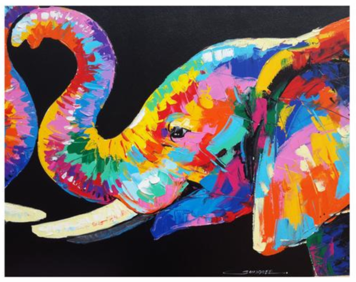 Elephant. Prints available for sale by SumaREE art on Etsy. Original image at https://i.etsystatic.com/7785542/r/il/802dbc/1207671500/il_570xN.1207671500_9az2.jpg