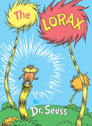 lorax cover