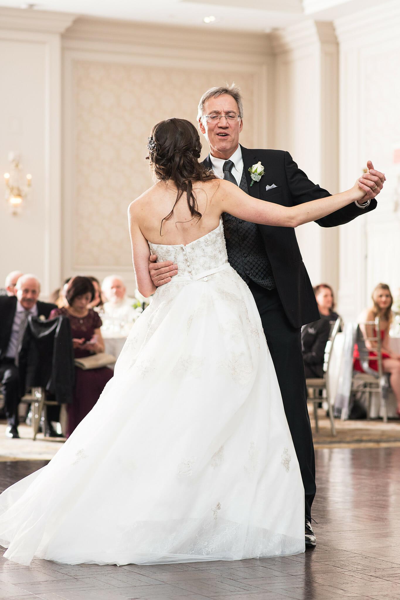 father daughter wedding dance hazelton manor