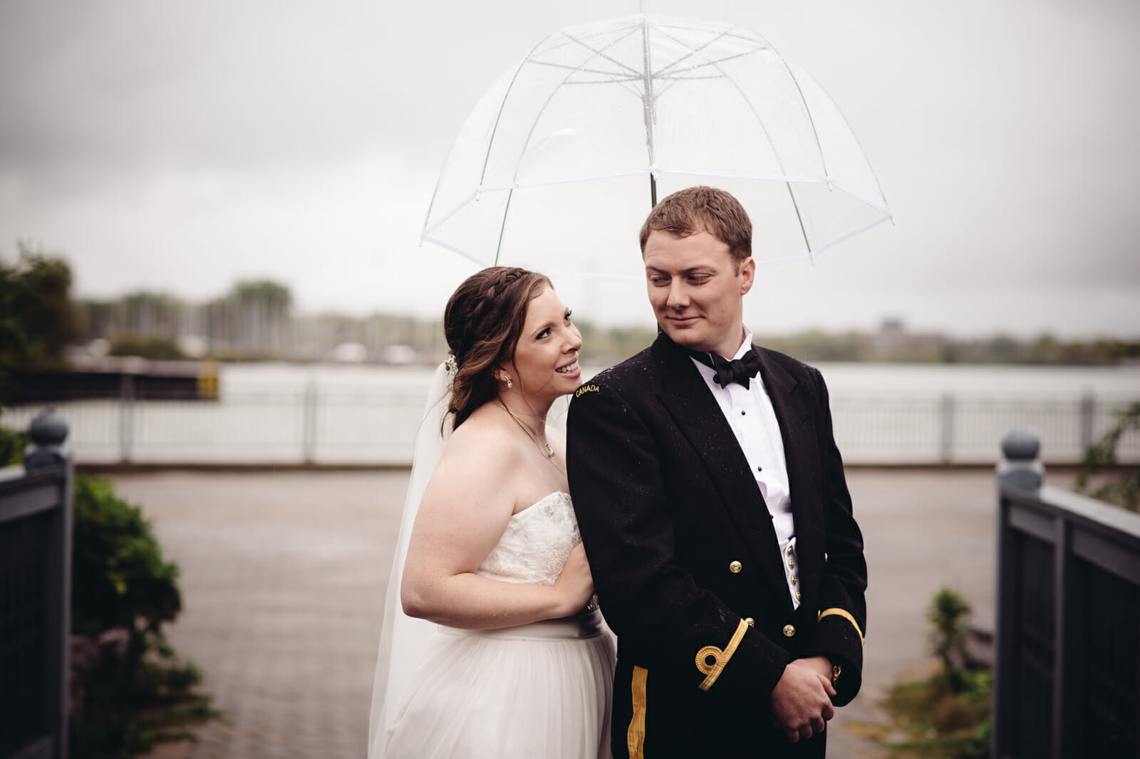 whitby wedding photographer ontario