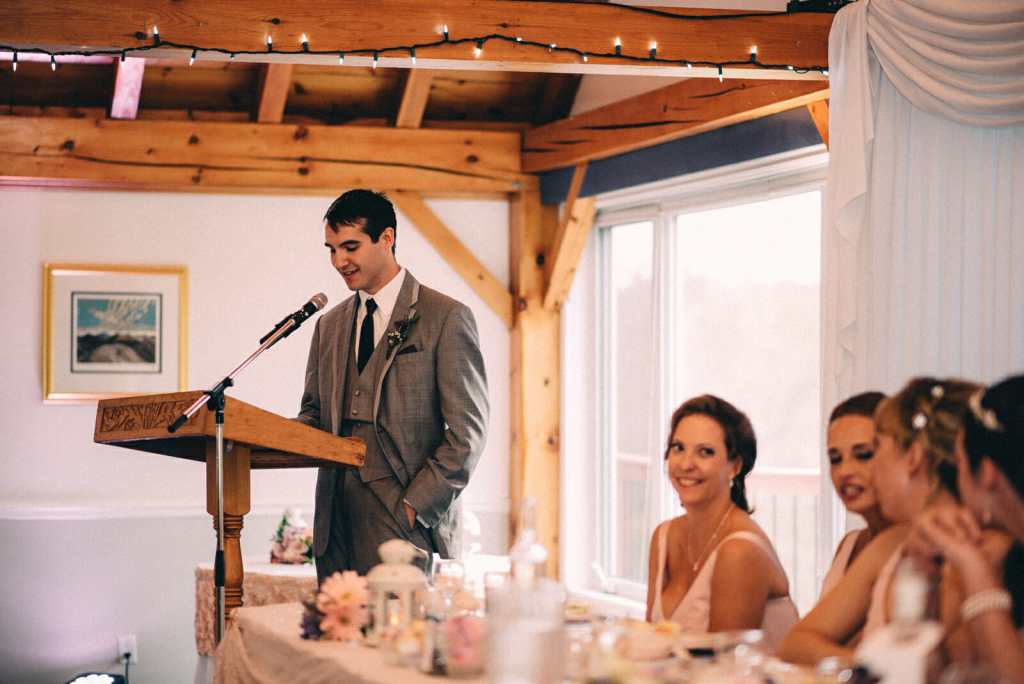speeches at trillium trail oshawa wedding venue
