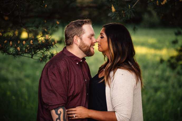 bowmanville engagement photos