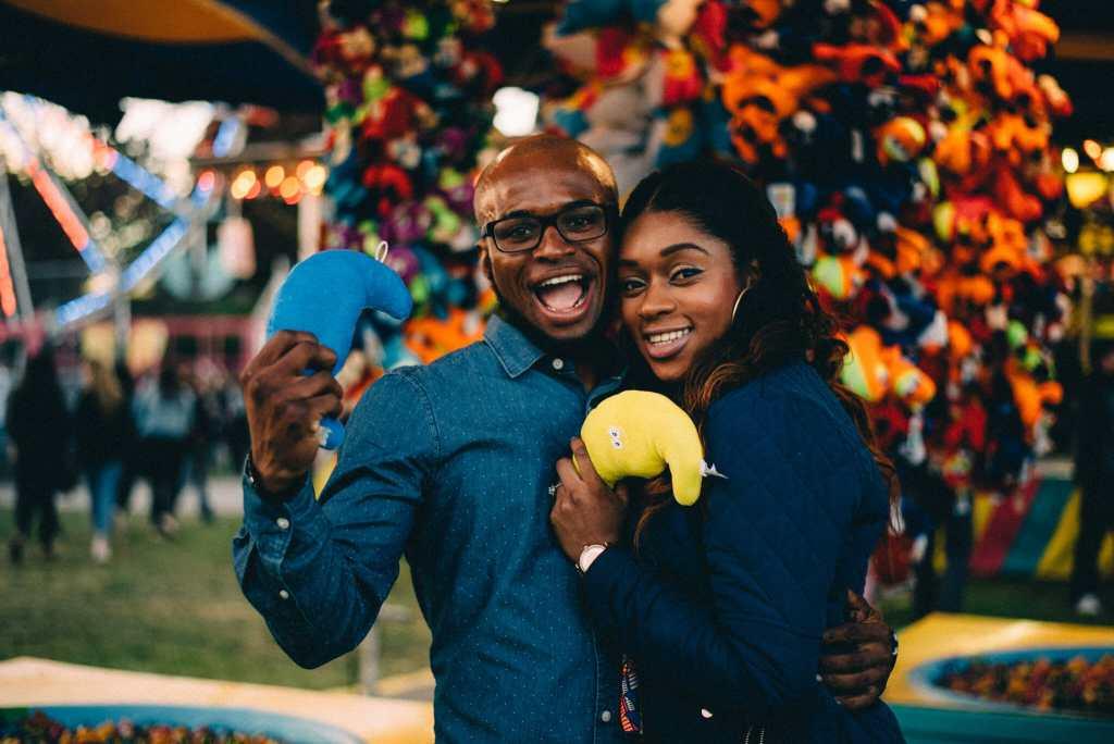 couple wins prize at fair toronto