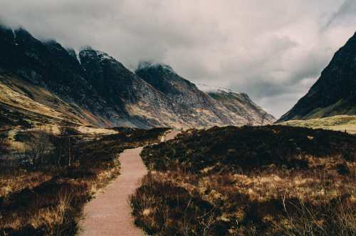 west highland way trail hiking