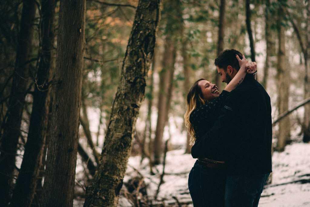 heber down engagement photos