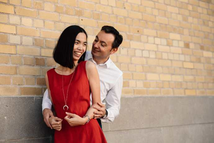toronto couple photography