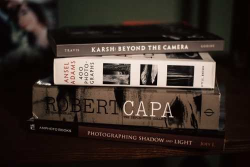 photography books by ansel adams and joey l