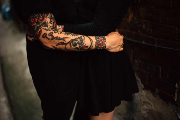 traditional style tattoos toronto