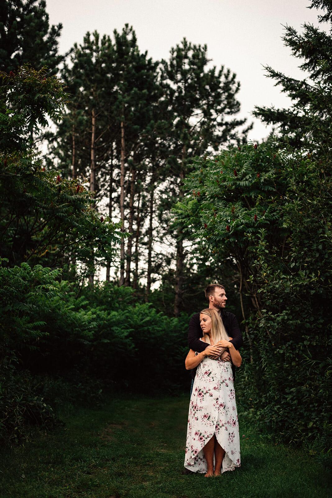 bowmanville couple photographers