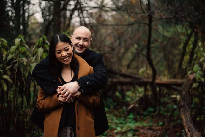whitby engagement photographers ontario