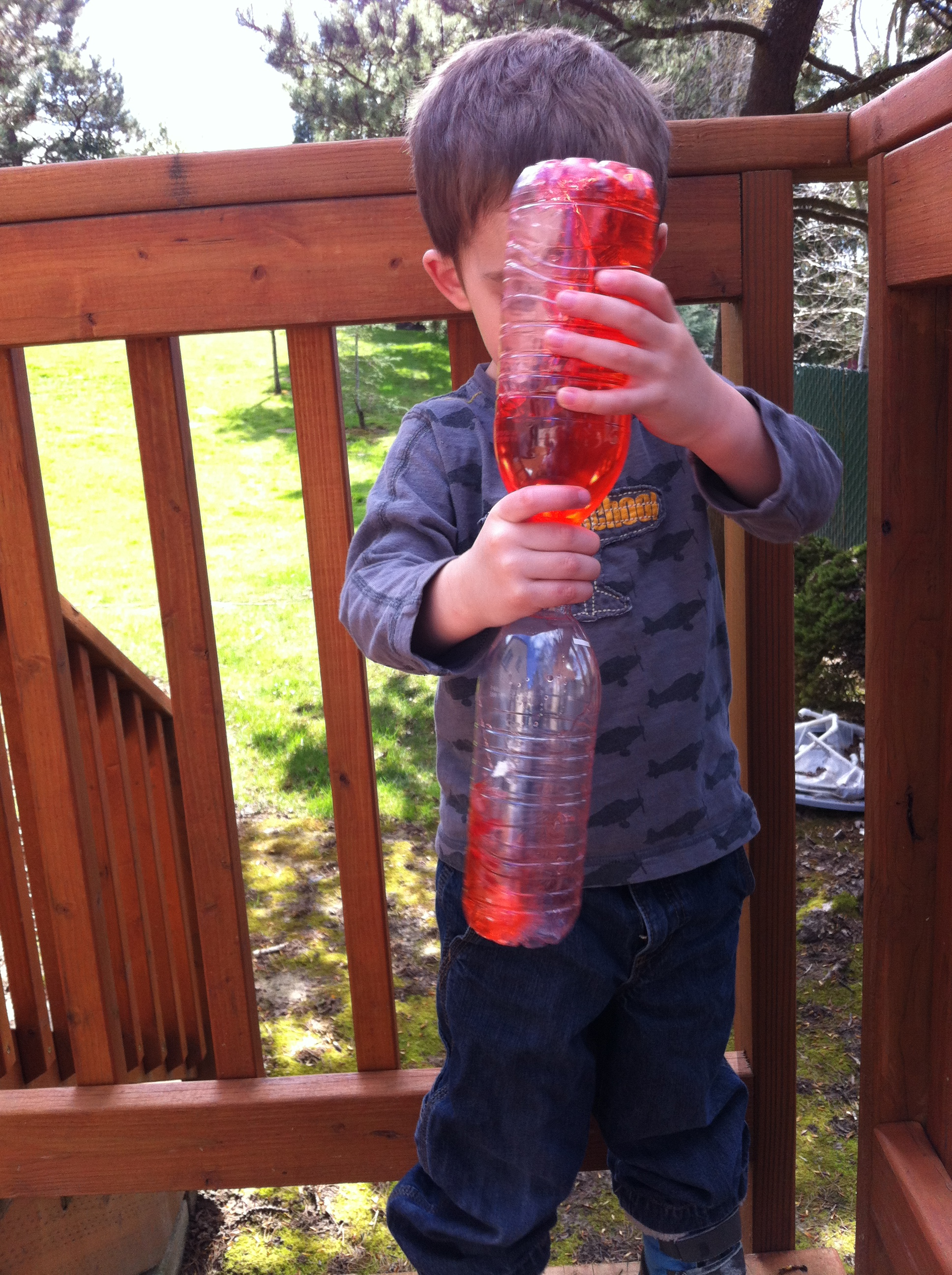 Preschool Crafts Tornado In A Bottle Chelsiebrady