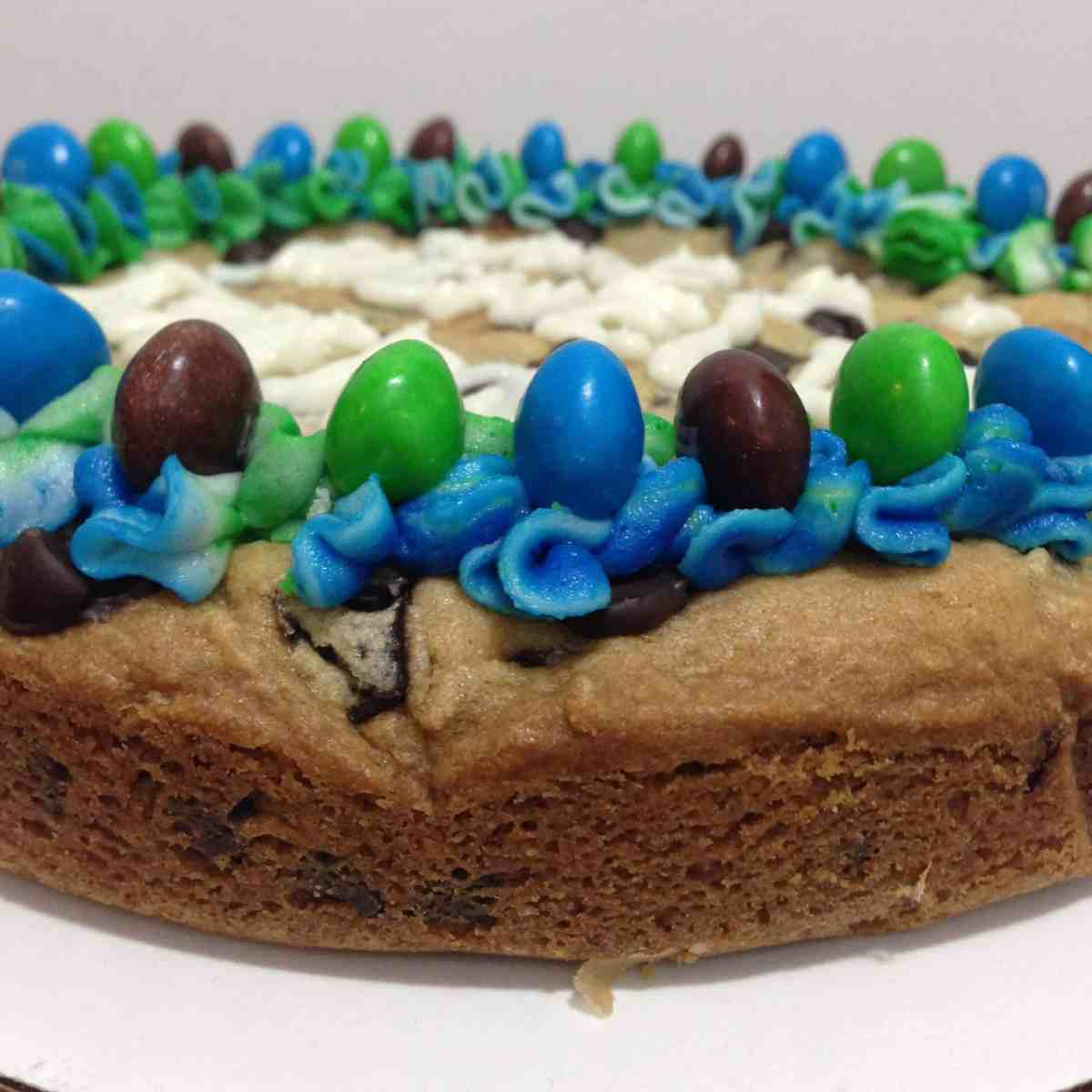 Chelsweets Cookie Cake