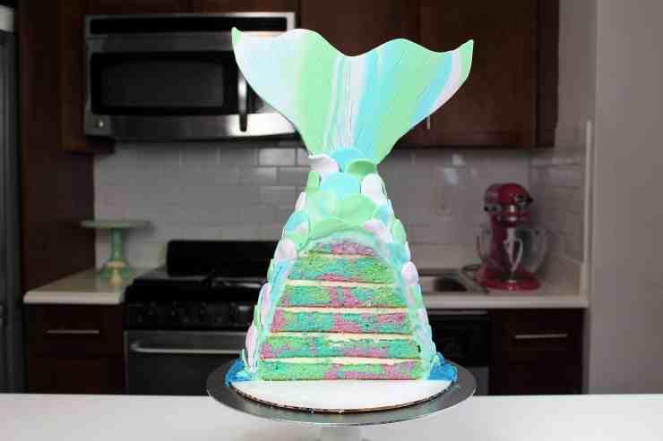 Chelsweets Birthday Cake