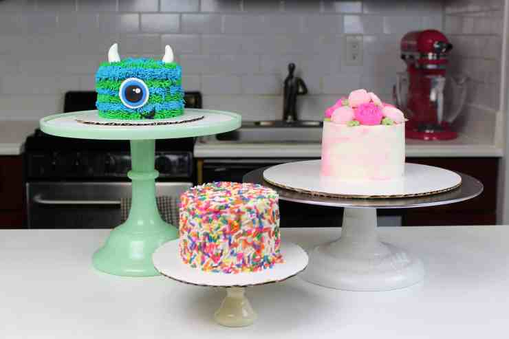 Smash Cakes Seem To Be A Rite Of Passage For Many Todays Children And I Wanted Share Few Easy Ways Decorate Them