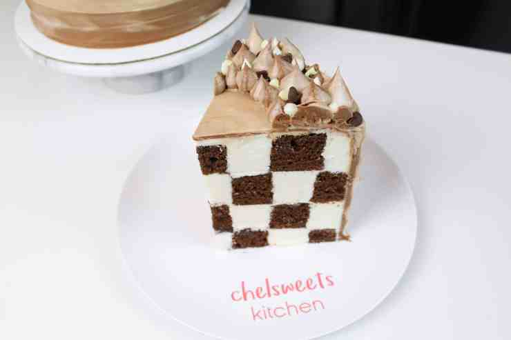 sliced checkerboard cake 5-2