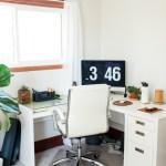 My Modern Farmhouse Office Reveal Chelsy Weisz