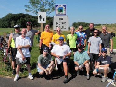 Chelten Men's Bike Group