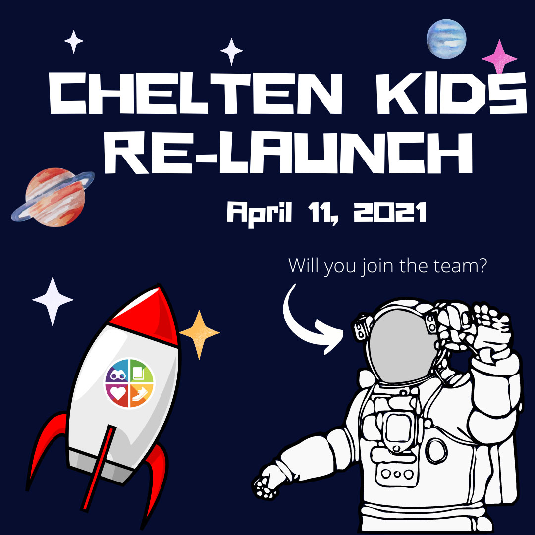 Chelten Kids Re-Launch