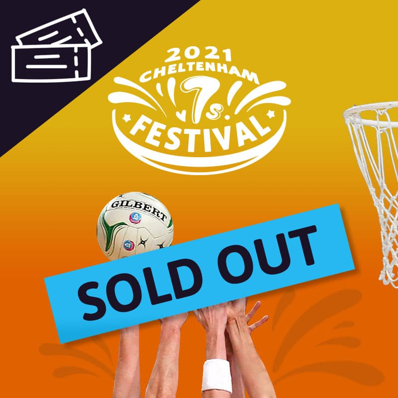 Netball Ticket 2021 sold out