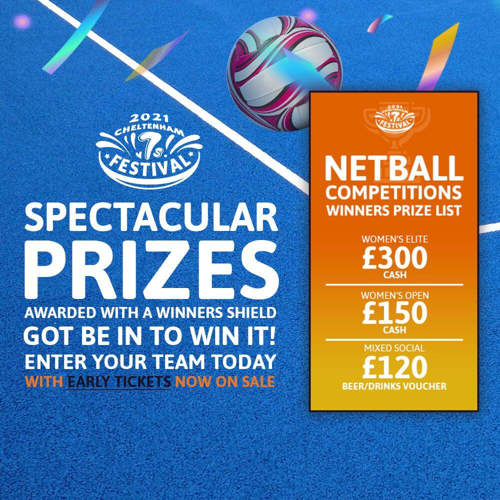 Netball Prizes