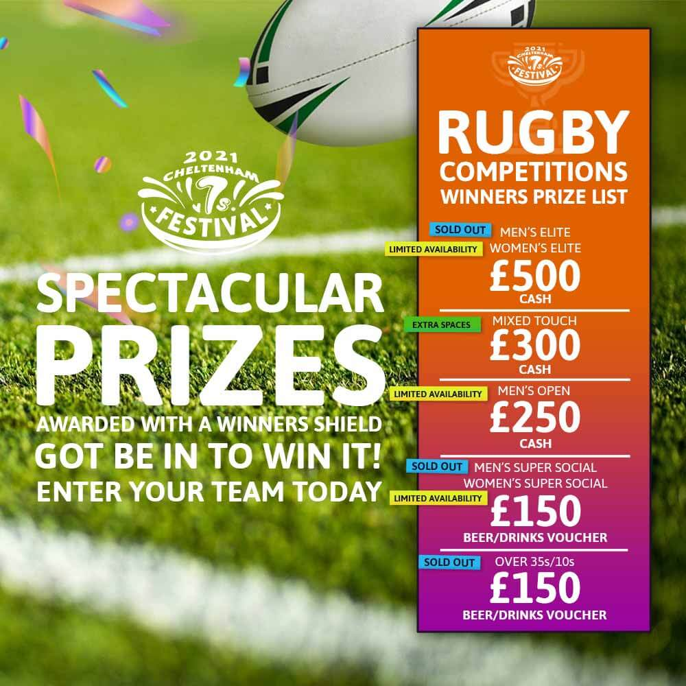 Rugby Prizes