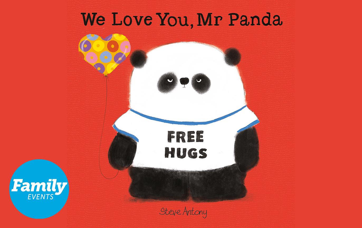 We Love You Mr Panda