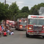 CTRO Will Participate in East Cheltenham & Glenside Independence Day Parades