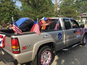 CTRO PICS FROM THE EAST CHELTENHAM & GLENSIDE INDEPENDENCE DAY PARADES