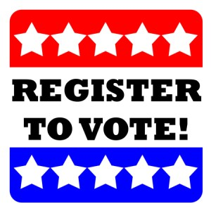 DEADLINES APPROACHING FOR ABSENTEE BALLOTS & VOTER REGISTRATION!!