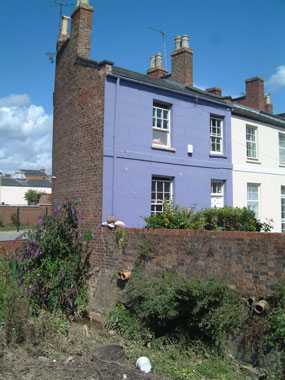 Little Bayshill Terrace