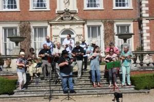 Parkinson's Fun Day 2011