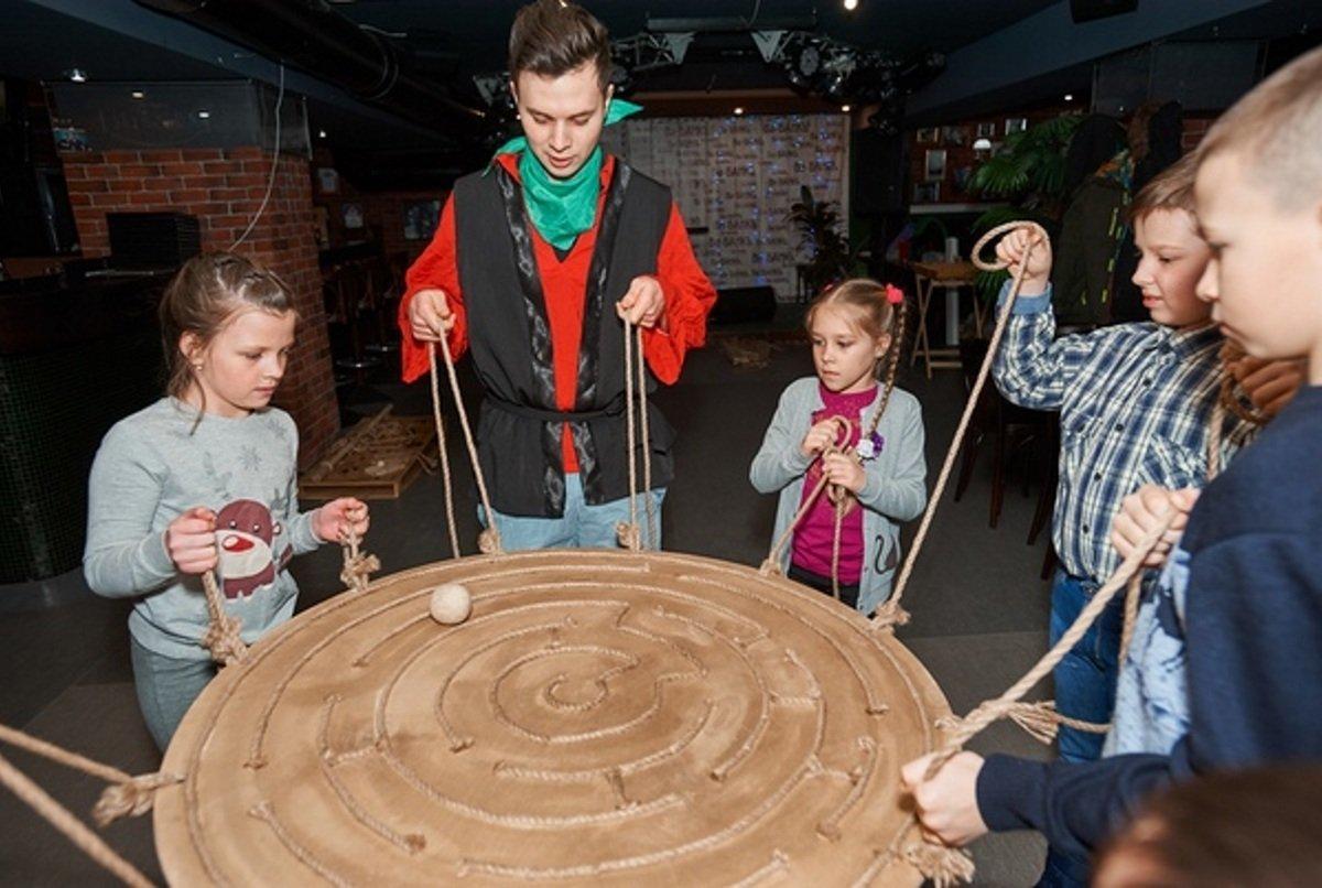 Экшн-игра «Форт Боярд» в Челябинске от «Корпорация праздников»