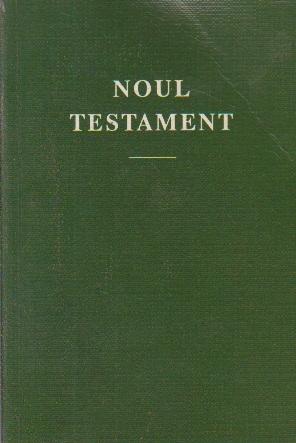 8. Noul Testament - Biblia - Ultima ordine mondiala - carti gratuite, retete vegane