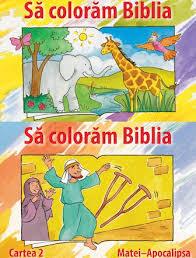 9. Sa coloram Biblia - Ultima ordine mondiala - carti gratuite, retete vegane