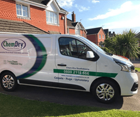 Chemdry South Downs Professional Cleaning Company near Crawley, West Sussex