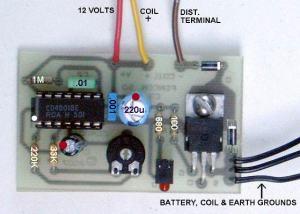 Electric Fence Circuit Diagram  24h schemes