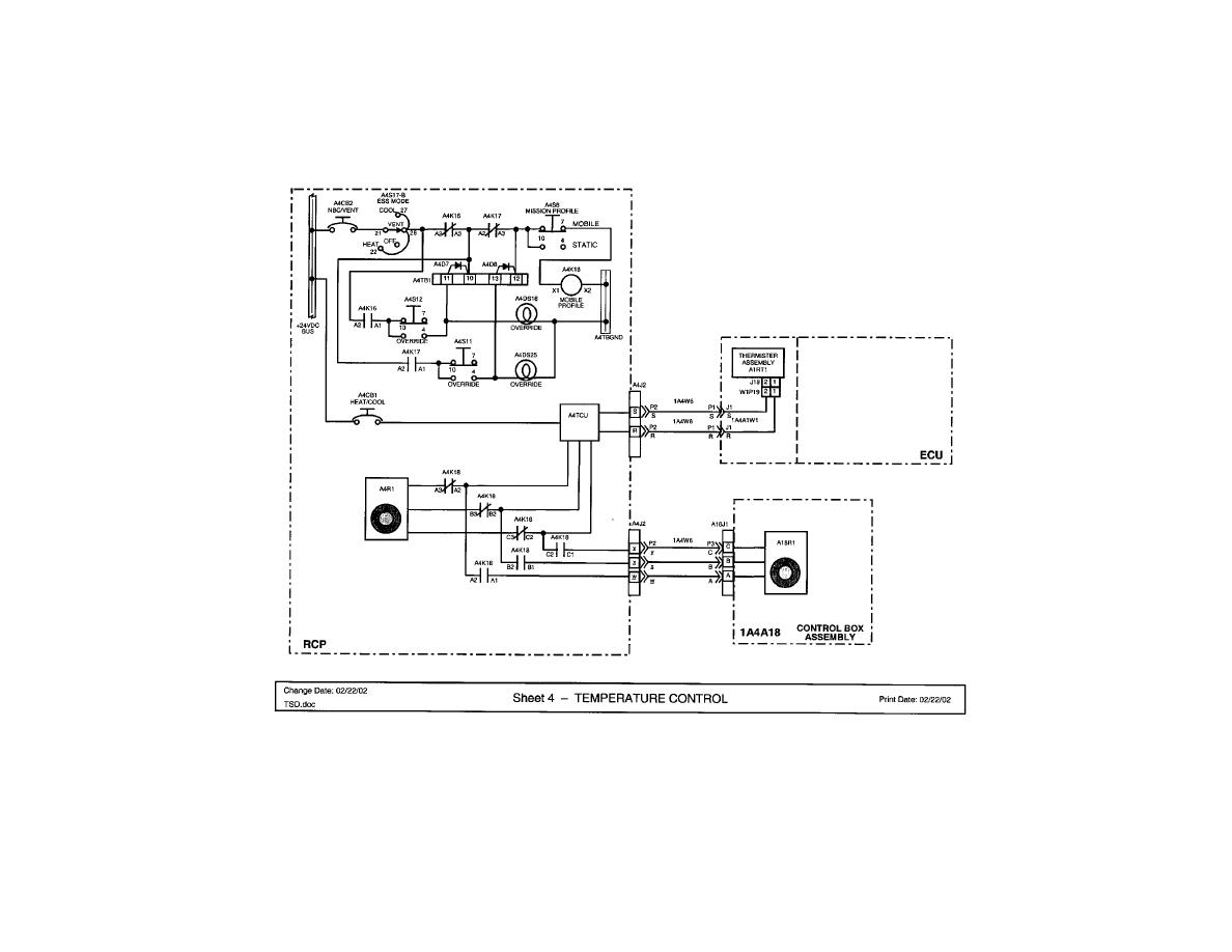 Igure F16 Troubleshooting Interconnect Diagram Sheet 4 Of 12
