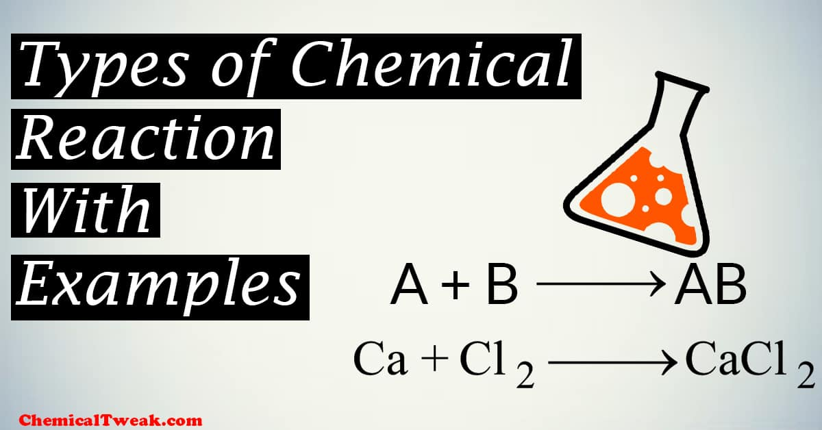 Types of Chemical Reaction
