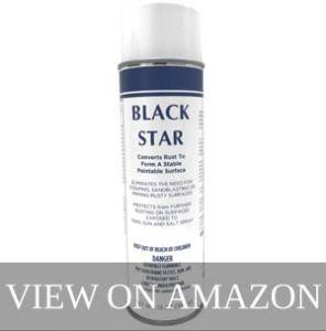 Black Star Aerosol rust converter