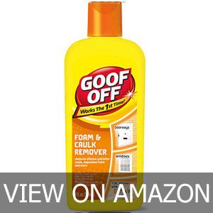 Goof Off Foam and Caulk Remover