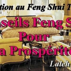 Conseils Feng Shui pour la Prospérité