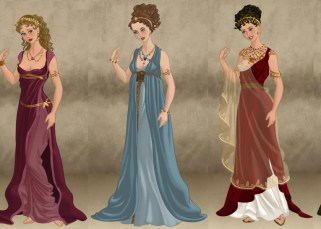 Les déesses intérieures 1