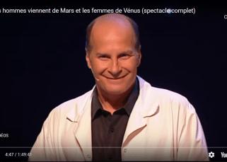 Les Hommes viennent de Mars, les Femmes viennent de Vénus 1