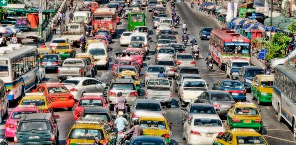 bangkok-traffic