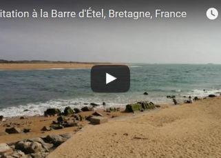 Méditation au bord de mer en Bretagne 8