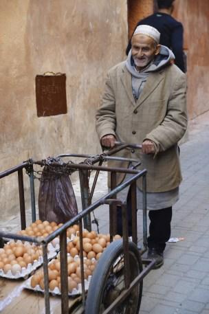 Le vendeur d'oeufs 1
