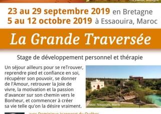 """Stage """"La Grande Traversée"""" en Bretagne et au Maroc 6"""